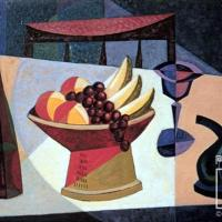The fruit bowl por Fonseca, Harold