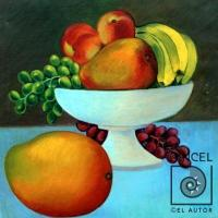 Fruit bowl por Fonseca, Harold