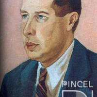 Retrato de John M. Keith por Salazar Quesada, José Francisco